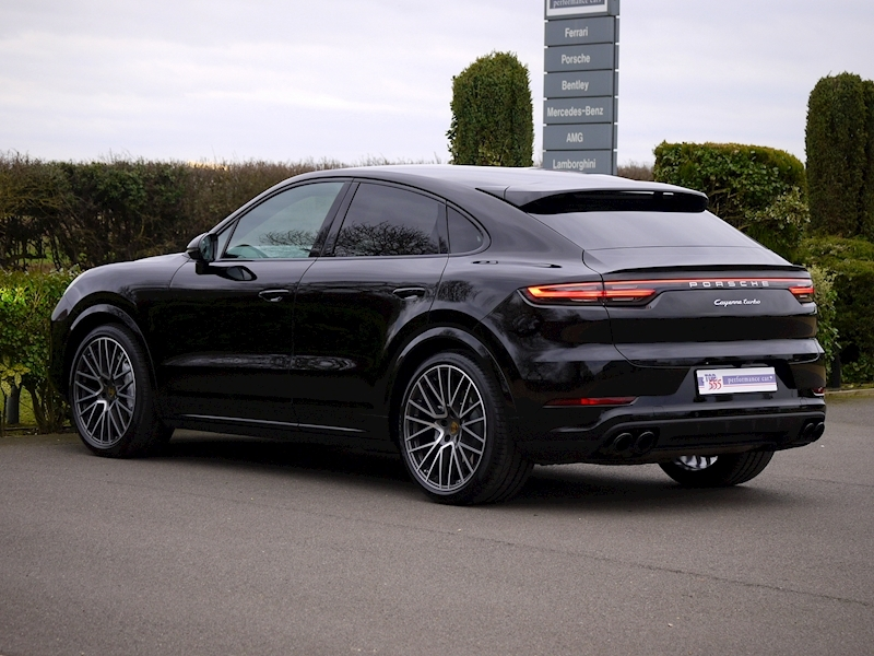 Porsche Cayenne Turbo Coupe 4.0 V8 - New Model - Large 10
