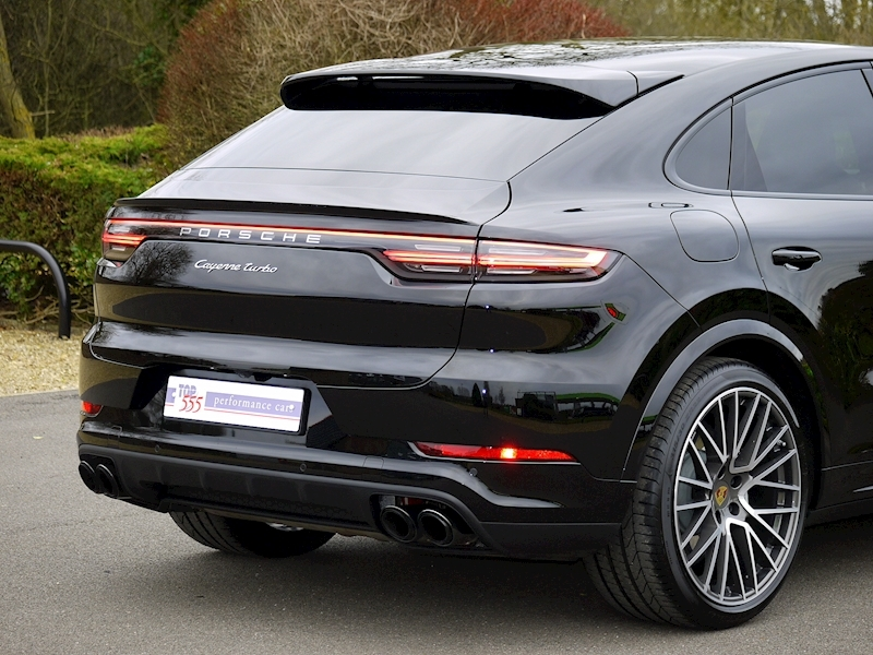Porsche Cayenne Turbo Coupe 4.0 V8 - New Model - Large 12