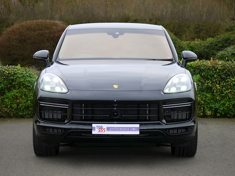 Porsche Cayenne Turbo Coupe 4.0 V8 - New Model - Large 19