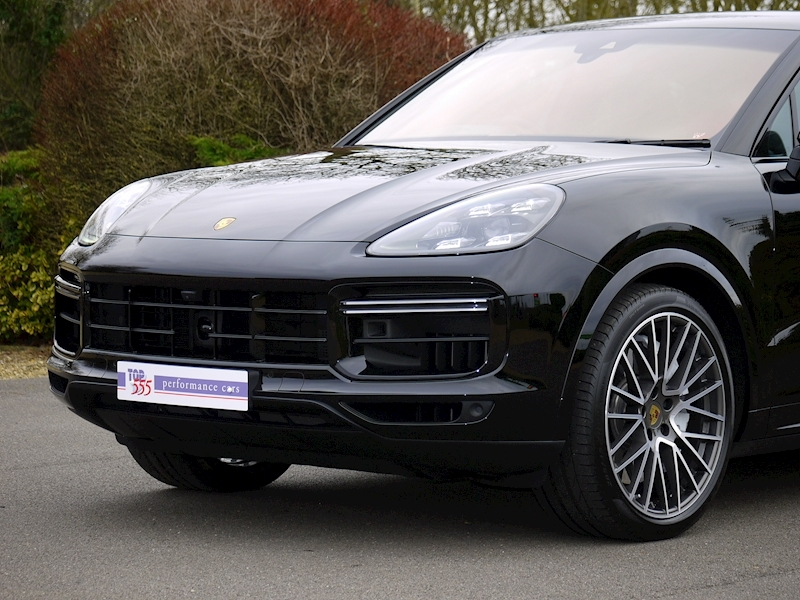 Porsche Cayenne Turbo Coupe 4.0 V8 - New Model - Large 20