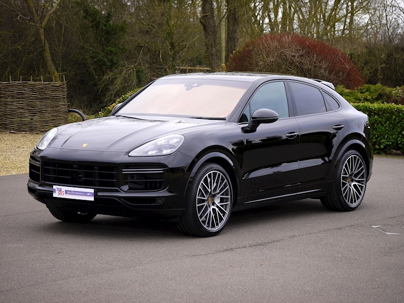 Porsche Cayenne Turbo Coupe 4.0 V8 - New Model - Large 22