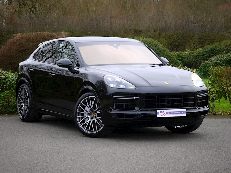 Porsche Cayenne Turbo Coupe 4.0 V8 - New Model - Large 24