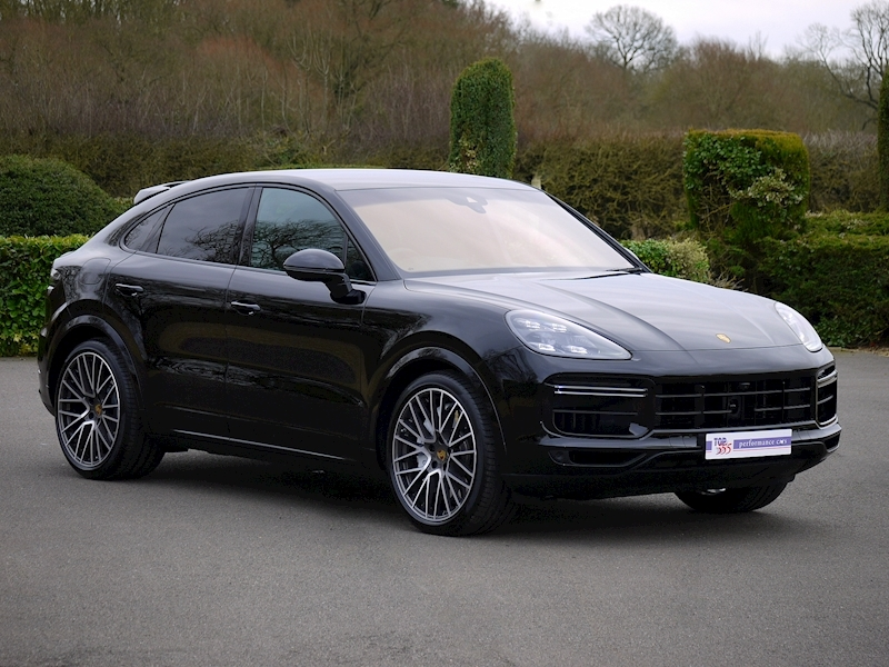 Porsche Cayenne Turbo Coupe 4.0 V8 - New Model - Large 33