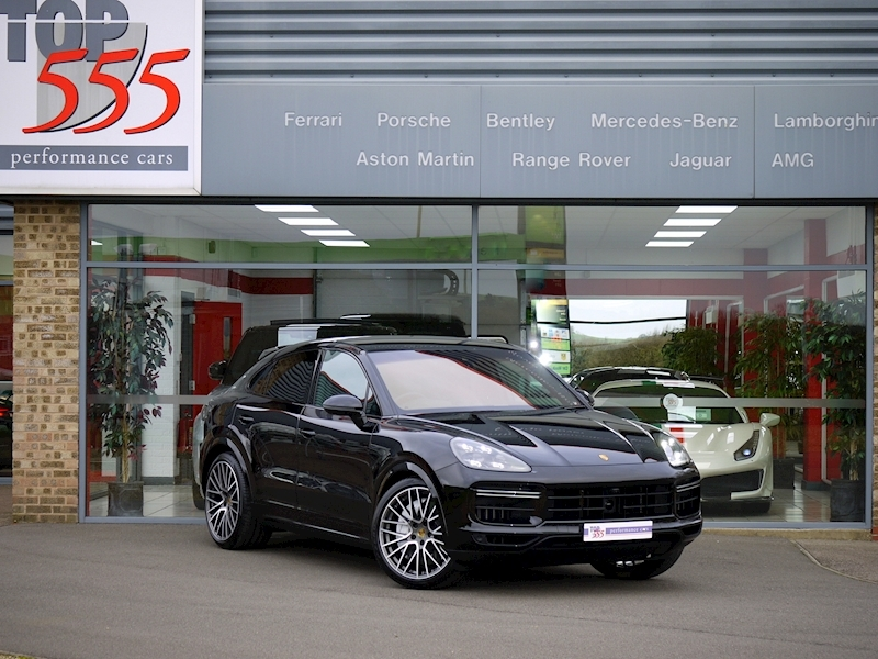 Porsche Cayenne Turbo Coupe 4.0 V8 - New Model - Large 36