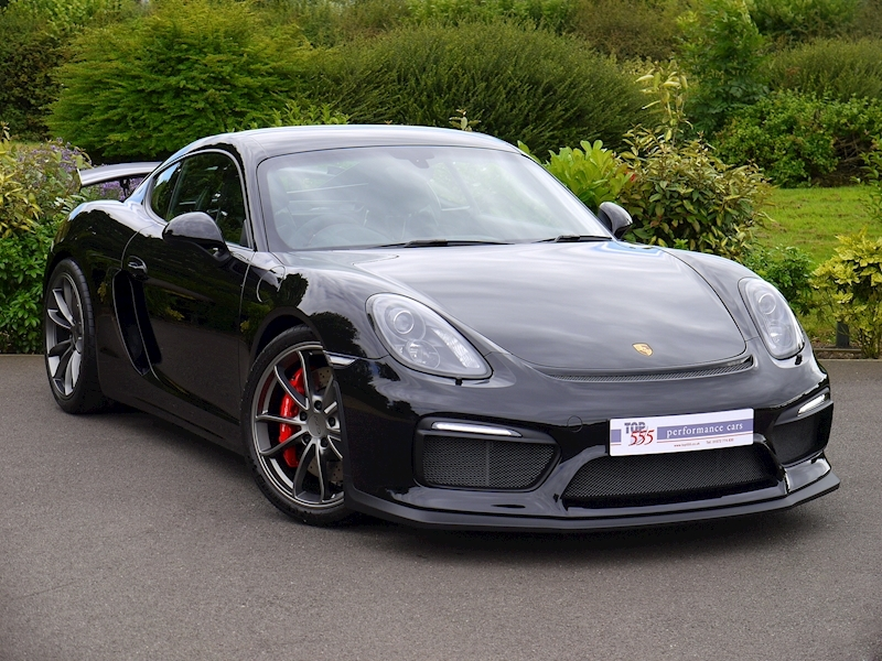 Porsche Cayman 3.8 GT4 Clubsport - Large 21