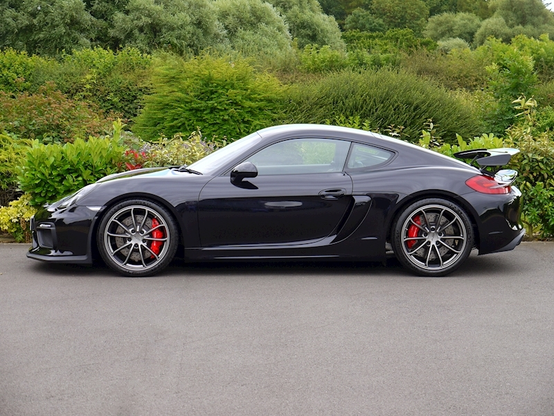 Porsche Cayman 3.8 GT4 Clubsport - Large 2