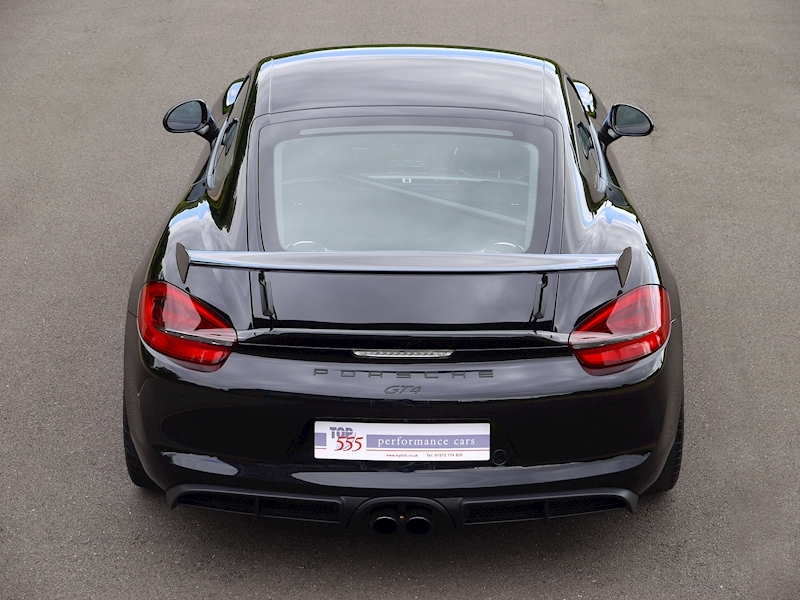 Porsche Cayman 3.8 GT4 Clubsport - Large 15