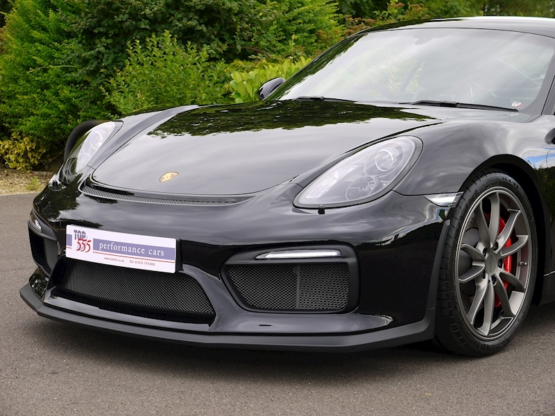 Porsche Cayman 3.8 GT4 Clubsport - Large 17