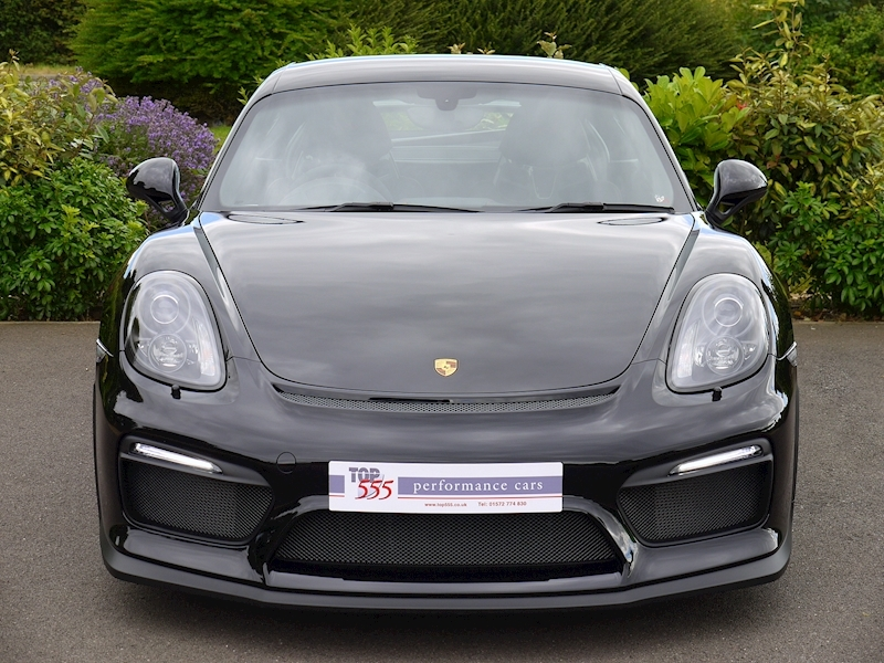 Porsche Cayman 3.8 GT4 Clubsport - Large 18