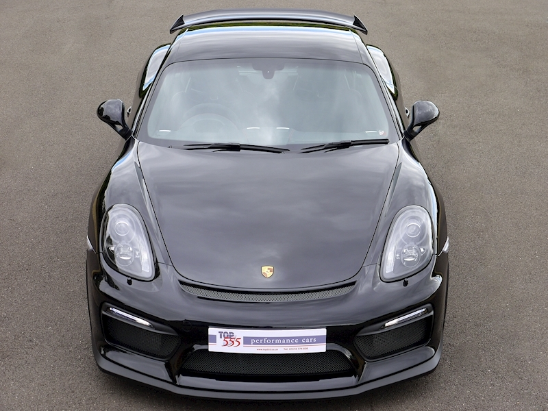 Porsche Cayman 3.8 GT4 Clubsport - Large 19