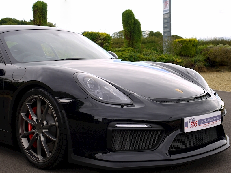 Porsche Cayman 3.8 GT4 Clubsport - Large 27