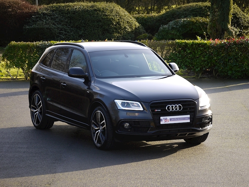 Audi SQ5 Plus 3.0 TDi Quattro Tiptronic - Large 0