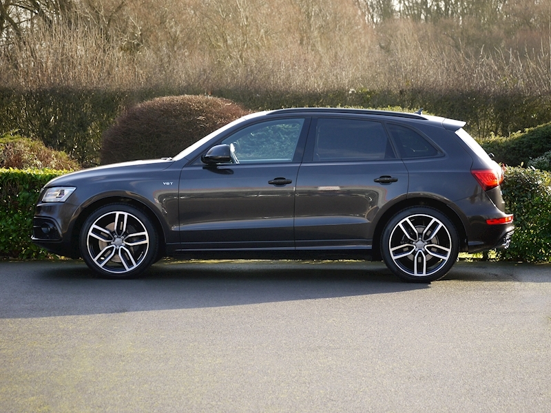 Audi SQ5 Plus 3.0 TDi Quattro Tiptronic - Large 5