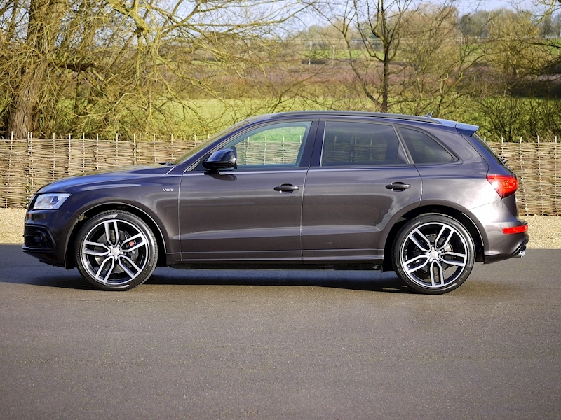 Audi SQ5 Plus 3.0 TDi Quattro Tiptronic - Large 18