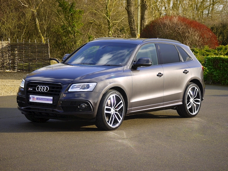 Audi SQ5 Plus 3.0 TDi Quattro Tiptronic - Large 19