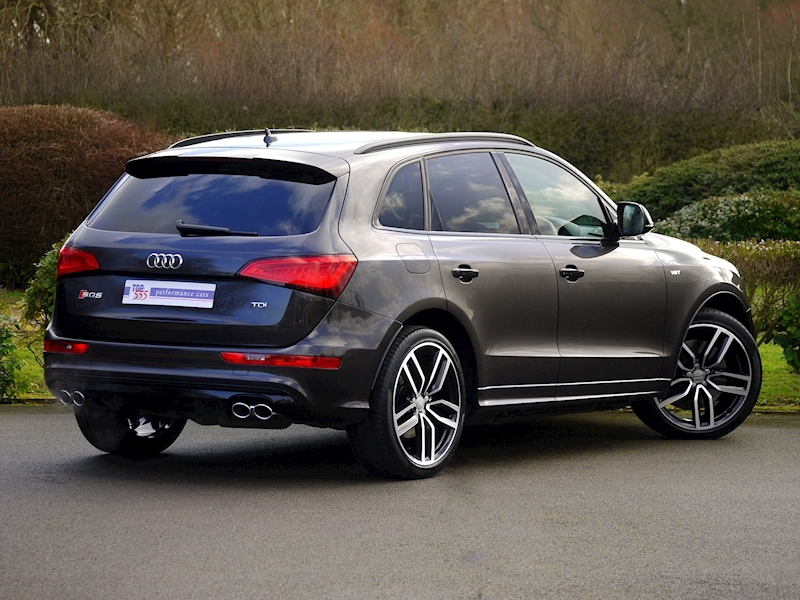 Audi SQ5 Plus 3.0 TDi Quattro Tiptronic - Large 22