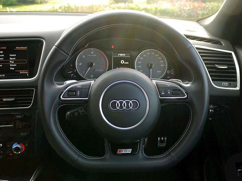 Audi SQ5 Plus 3.0 TDi Quattro Tiptronic - Large 23