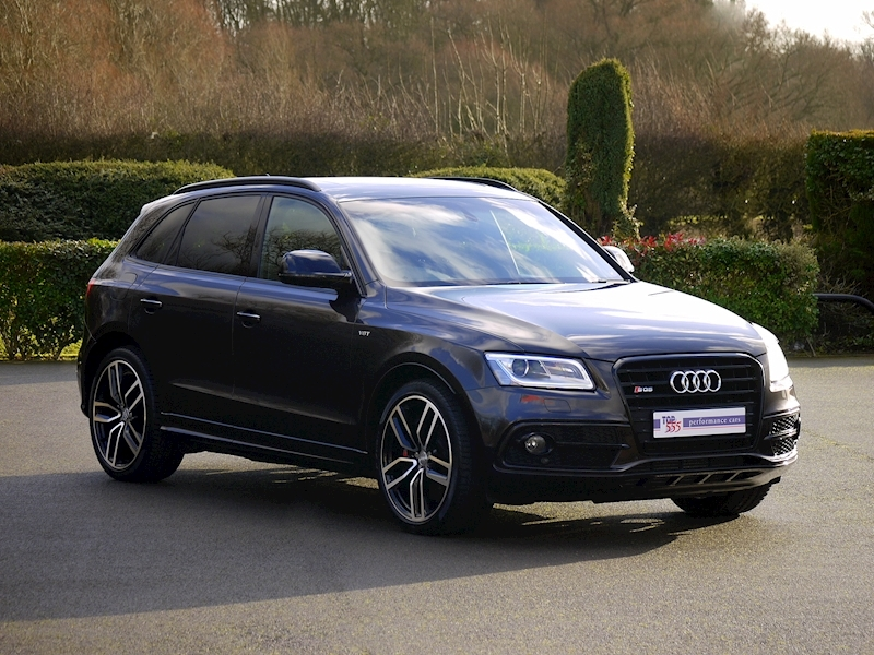 Audi SQ5 Plus 3.0 TDi Quattro Tiptronic - Large 28