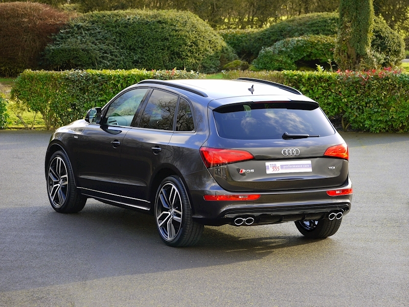 Audi SQ5 Plus 3.0 TDi Quattro Tiptronic - Large 29