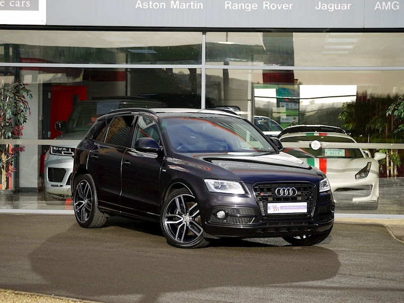 Audi SQ5 Plus 3.0 TDi Quattro Tiptronic - Large 30