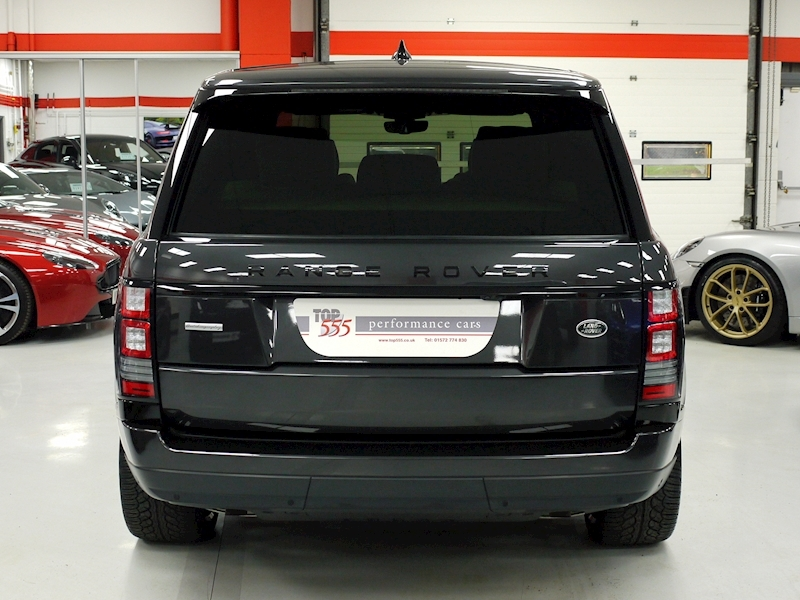 Land Rover Range Rover 4.4 SDV8 Autobiography Black Pack - Large 7