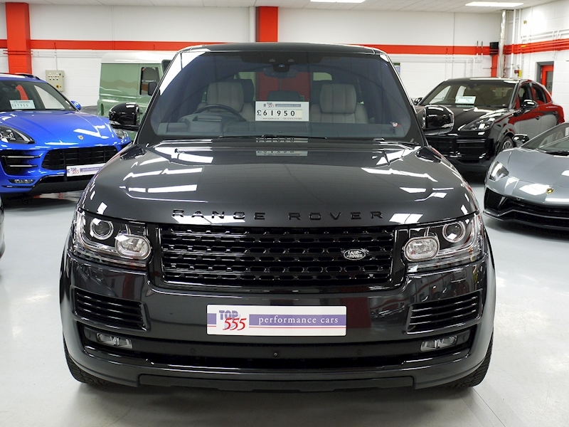 Land Rover Range Rover 4.4 SDV8 Autobiography Black Pack - Large 9