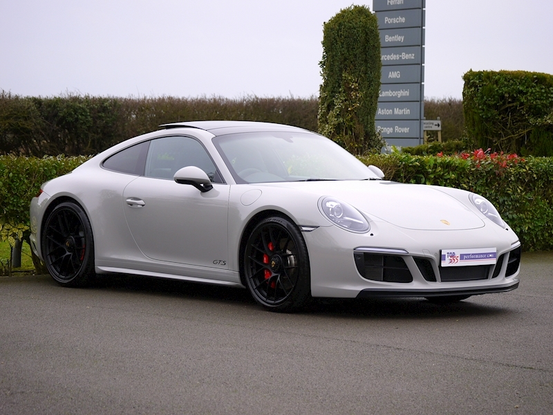 Porsche 911 (991.2) Carrera 4 GTS Coupe 3.0 PDK - Large 18