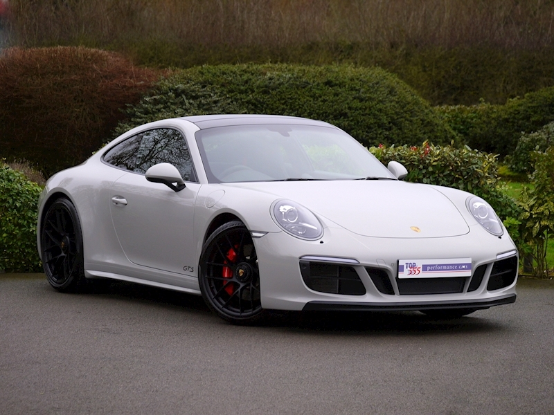 Porsche 911 (991.2) Carrera 4 GTS Coupe 3.0 PDK - Large 23