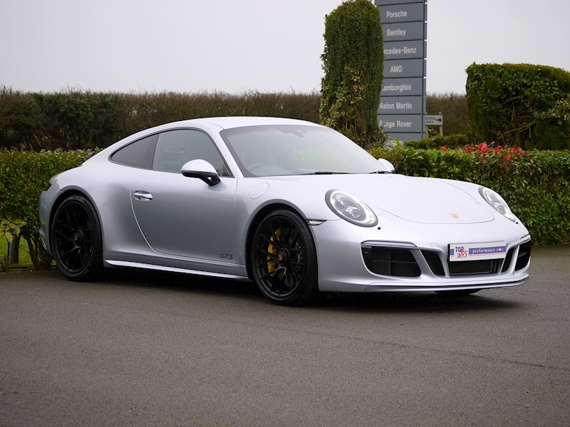 Porsche 911 (991.2) Carrera 4 GTS Coupe 3.0 PDK - Large 19