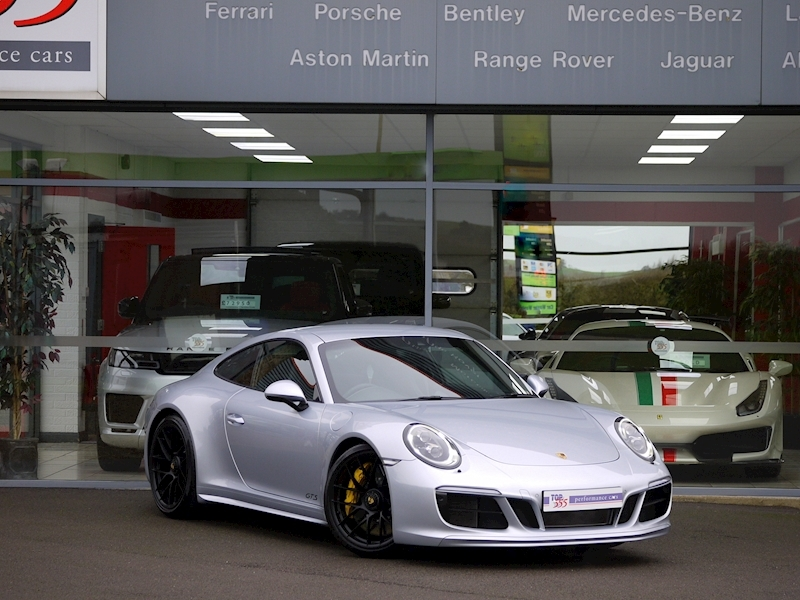 Porsche 911 (991.2) Carrera 4 GTS Coupe 3.0 PDK - Large 37