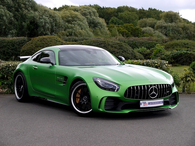 Mercedes-Benz AMG GT R (Premium) 4.0 Coupe - Large 35