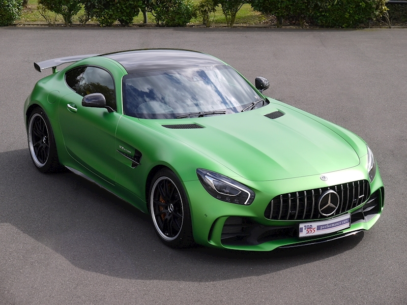 Mercedes-Benz AMG GT R (Premium) 4.0 Coupe - Large 45