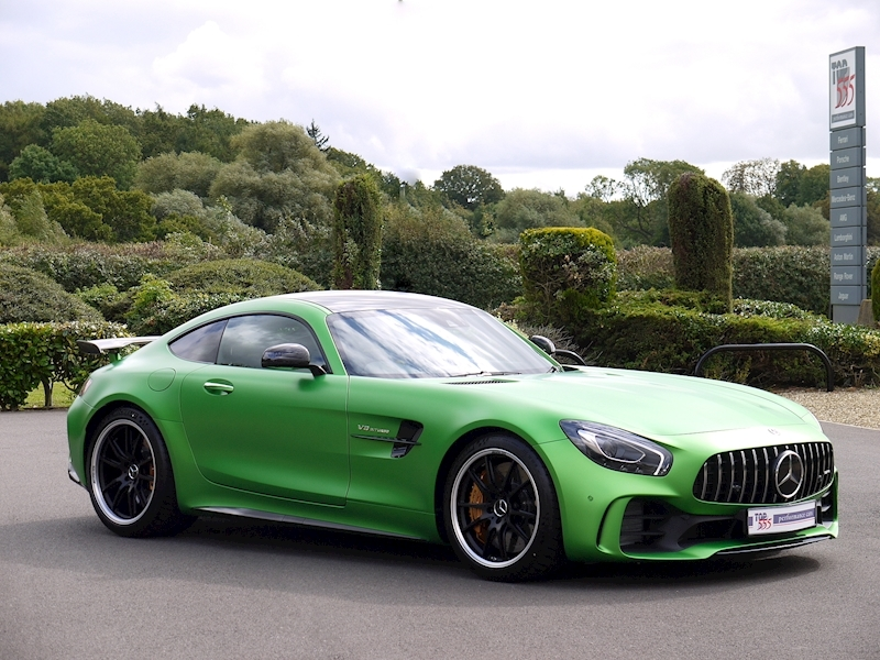Mercedes-Benz AMG GT R (Premium) 4.0 Coupe - Large 44