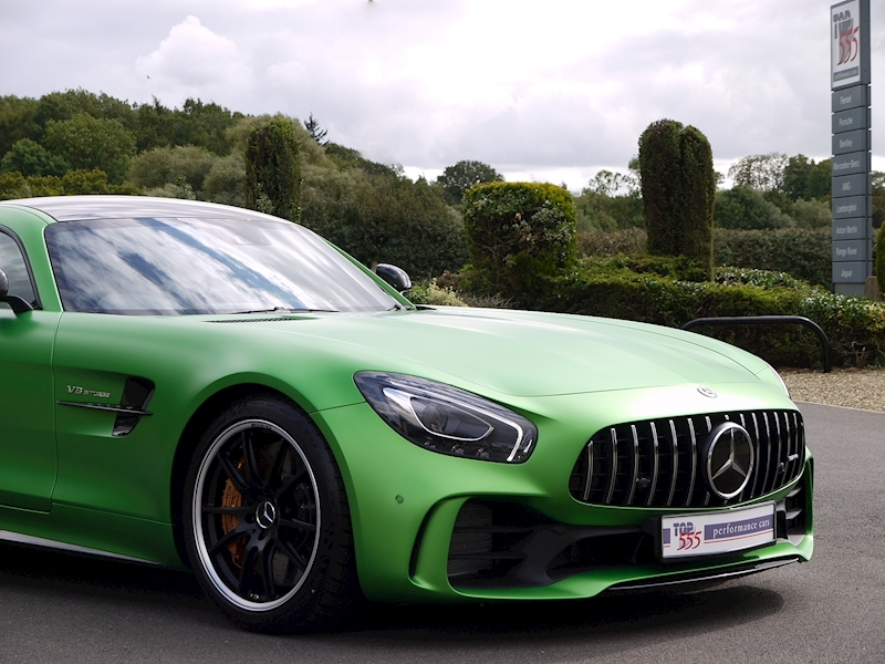 Mercedes-Benz AMG GT R (Premium) 4.0 Coupe - Large 43