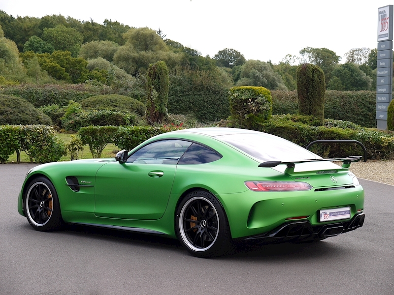 Mercedes-Benz AMG GT R (Premium) 4.0 Coupe - Large 47