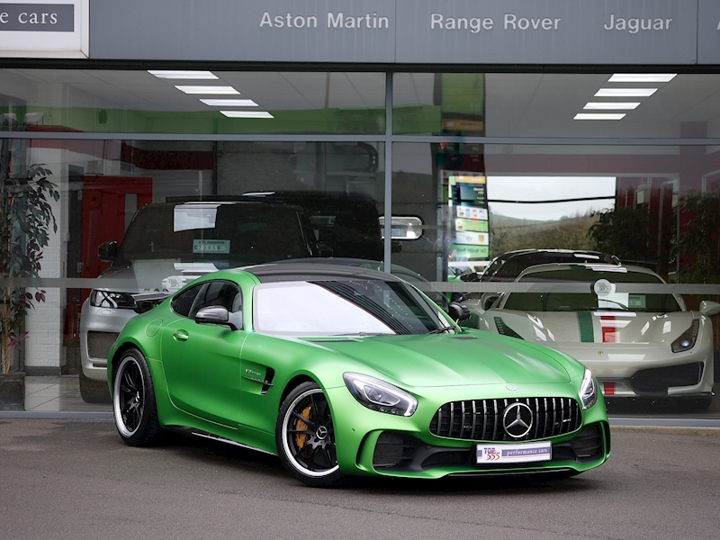 Mercedes-Benz AMG GT R (Premium) 4.0 Coupe - Large 50