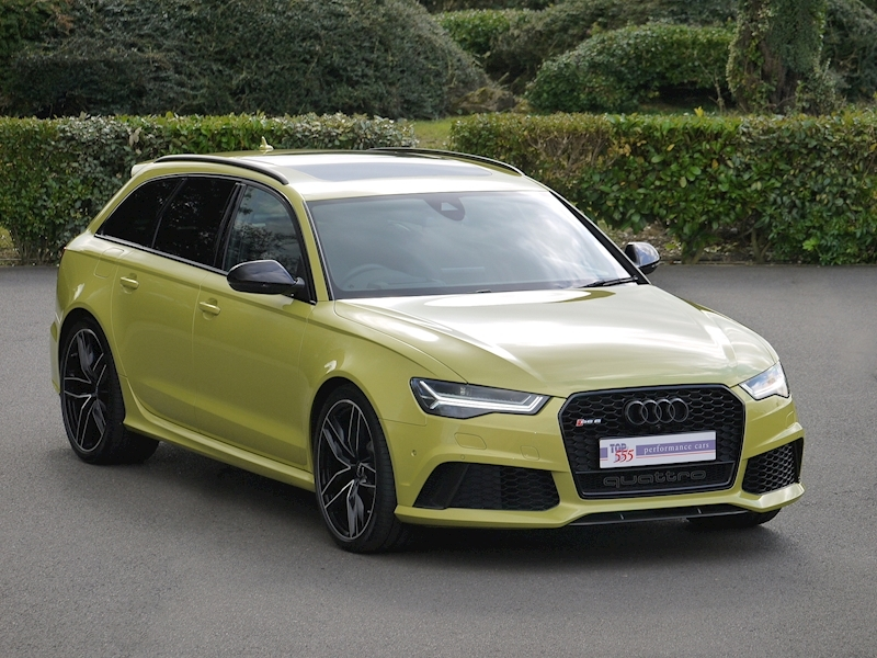 Audi RS6 Avant 4.0 TFSi Quattro - Dynamic Pack - Large 0