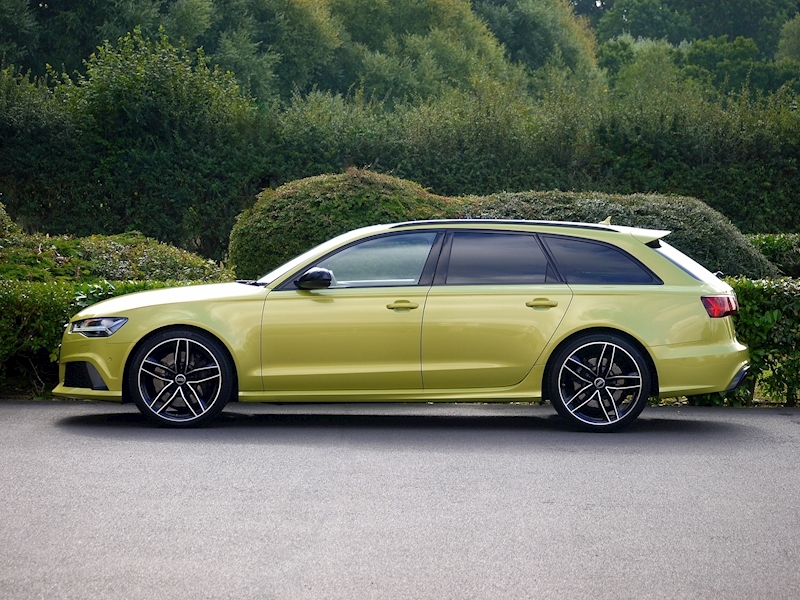Audi RS6 Avant 4.0 TFSi Quattro - Dynamic Pack - Large 4