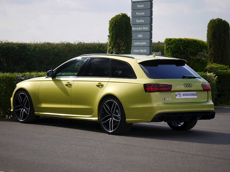 Audi RS6 Avant 4.0 TFSi Quattro - Dynamic Pack - Large 11