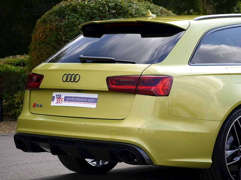 Audi RS6 Avant 4.0 TFSi Quattro - Dynamic Pack - Large 12