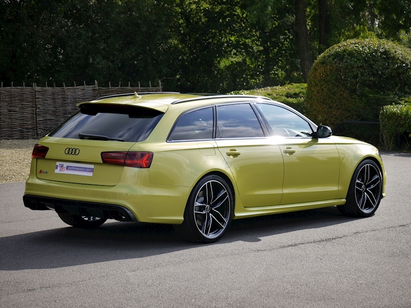 Audi RS6 Avant 4.0 TFSi Quattro - Dynamic Pack - Large 17
