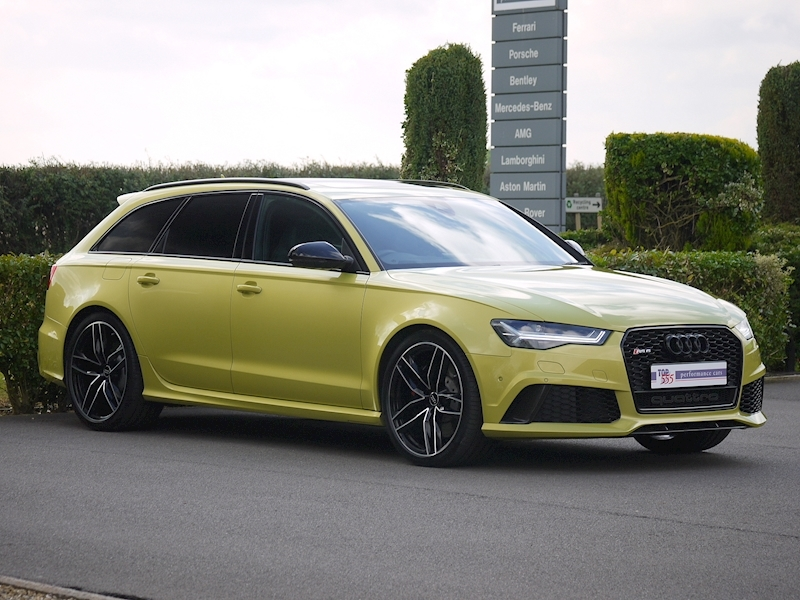Audi RS6 Avant 4.0 TFSi Quattro - Dynamic Pack - Large 18