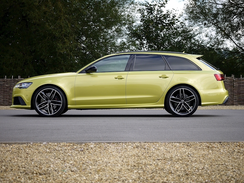 Audi RS6 Avant 4.0 TFSi Quattro - Dynamic Pack - Large 21