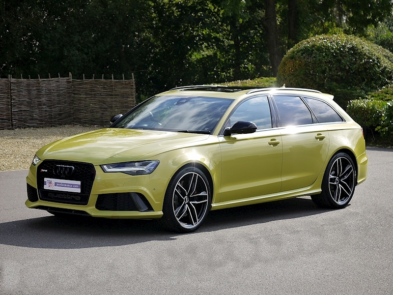 Audi RS6 Avant 4.0 TFSi Quattro - Dynamic Pack - Large 22