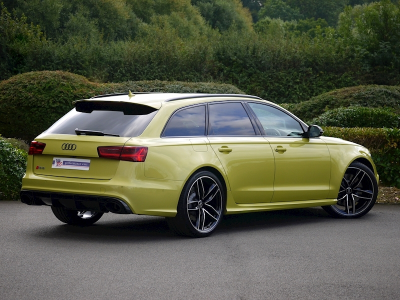 Audi RS6 Avant 4.0 TFSi Quattro - Dynamic Pack - Large 25