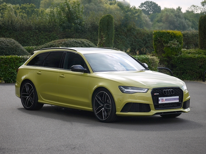 Audi RS6 Avant 4.0 TFSi Quattro - Dynamic Pack - Large 30