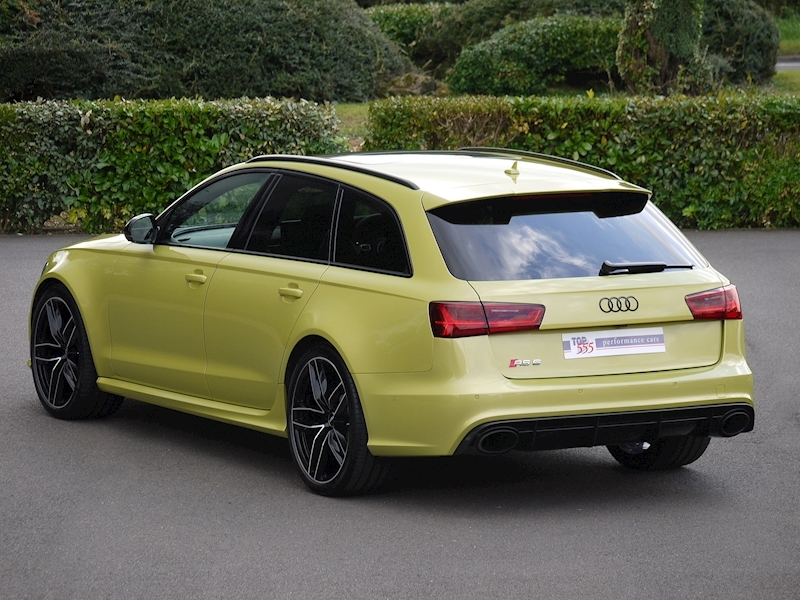 Audi RS6 Avant 4.0 TFSi Quattro - Dynamic Pack - Large 31