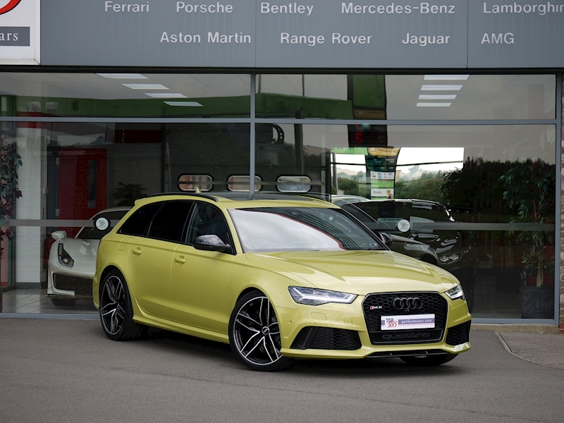 Audi RS6 Avant 4.0 TFSi Quattro - Dynamic Pack - Large 32