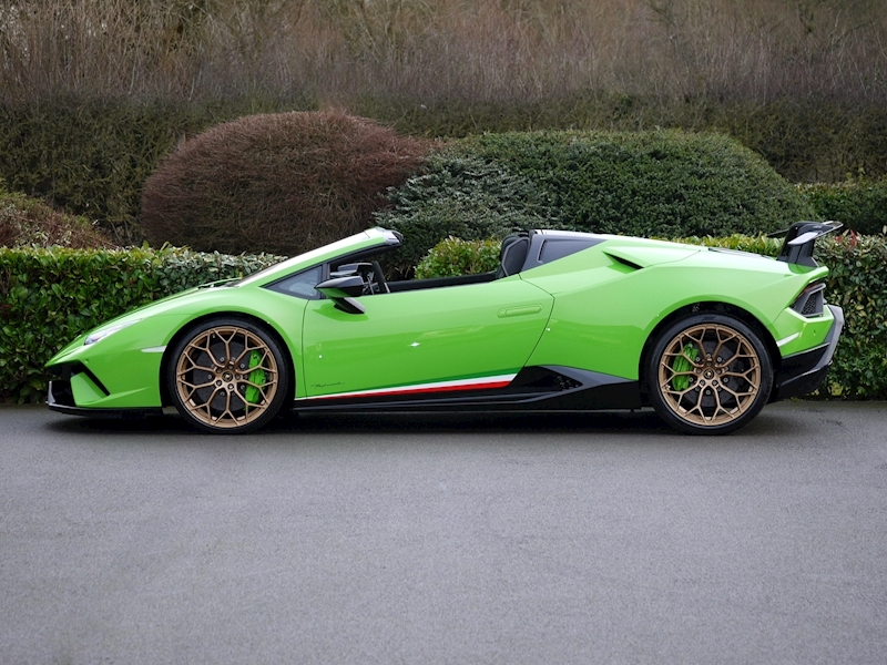 Lamborghini Huracan LP 640-4 Performante Spyder - Large 5