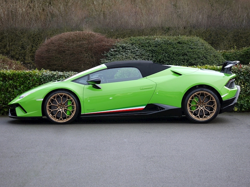 Lamborghini Huracan LP 640-4 Performante Spyder - Large 12